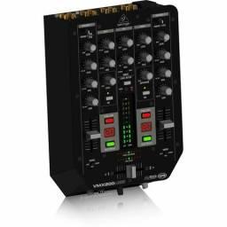 Par cdj 200 pioneer + mixer vmx 200 behringer