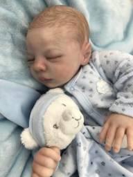 Bebê Reborn Charles pronta entrega!!!