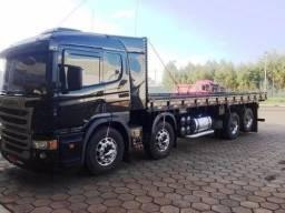 Caminhão scania p310 preto 2015 - 2015