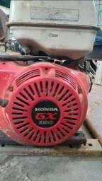 Gerador com motor Honda GX390