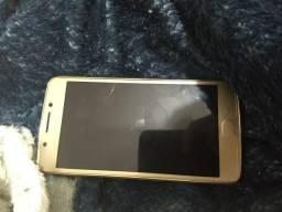 Motorola G5 32 gigas dourado