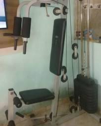 Máquina completa musculação