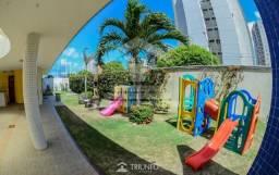(EXR) Oportunidade no Papicu! Apartamento de 67m², 3 quartos (2 suítes), Sistema de Seg