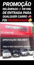 Últimos DIAS!! R$1MIL DE ENTRADA(FORD KA 1.0 2013)