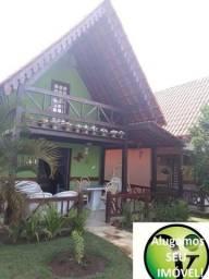 Alugo casa com 4 Quartos Condomínio Fechado a 800 Metros da Pista Local, Em Gravatá-PE