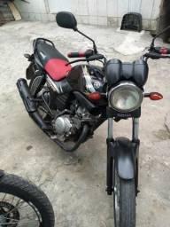 Moto yamaha - 2004