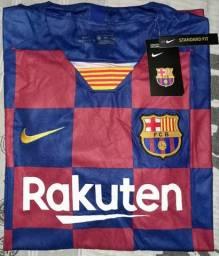Camisa Barcelona Nike - 19/20