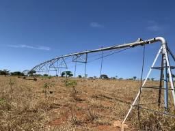 Vendo pivô para irrigação