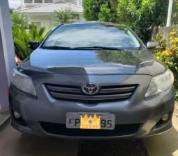 Toyota Corolla XEI Automático 2010 - 2010