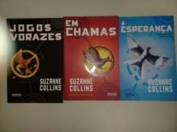 Trilogia Jogos Vorazes
