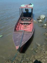 Barco + motor completo