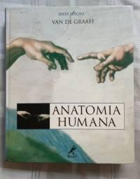 Livro + CD - Anatomia Humana - Van de Graaff - 6ª Edição, usado comprar usado  Guarulhos