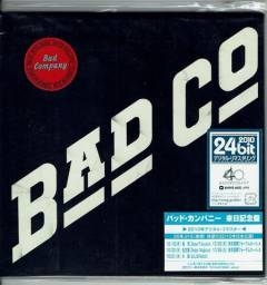 Bad Company - Bad Company comprar usado  Rio de Janeiro