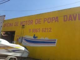 Oficina de Motor de Popa