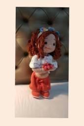 Boneca Molly no Elo7 | BECO DA ANGEL - ARTE EM CROCHÊ (F6F267) | 256x171