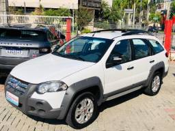 Fiat Palio Wekeend Adventure 2012 completa e gnv (gas natural)