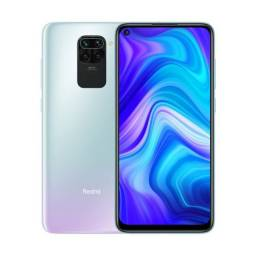 Celular Xiaomi Redmi Note 9 64GB Branco - N*O*V*O - Global Lacrado - Garantia Original: