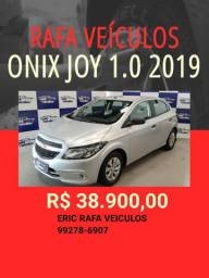 Onix Joy 1.0 2019 R$ 38.900,00 - Eric Rafa Veículos- all0