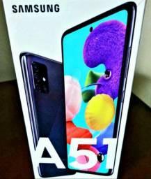 Samsung A51 (Lacrado + nota + garantia)
