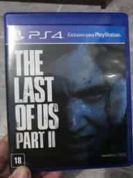 Jogo de ps4 the last of us part 2