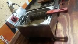 Vendo fritadeira elétrica 6l