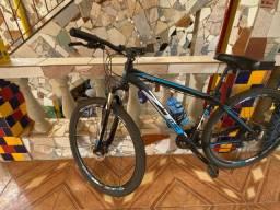Bicicleta com apenas 1 mês de uso (nova)