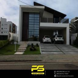Casa com 4 dormitórios à venda, 385 m² por R$ 1.800.000 - Portal do Sol - João Pessoa/PB C