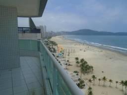 Apartamento com 3 dormitórios à venda, 127 m² por R$ 880.000,00 - Vila Guilhermina - Praia
