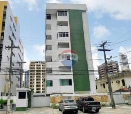 Apartamento com 3 dormitórios para alugar, 140 m² por R$ 2.200,00/mês - Tambaú - João Pess