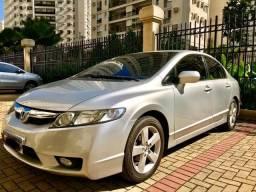 Honda Civic 1.8 lxs 16v gasolina manual - 2008