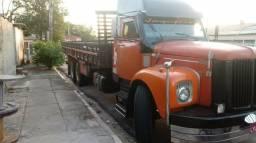 Scania jacaré truck