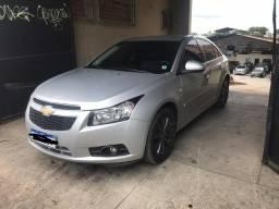 Chevrolet cruze 2013 prata - 2013