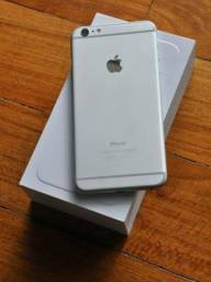 IPhone 6 plus 64 GB Novinho !!!