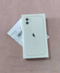 IPhone 11 64GB Branco lacrado com Nota
