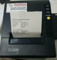Impressora Elgin I9 Com Rede