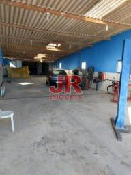 Venda de 3 galpões em área de 1.000 m² murado e coberto. Jardim Peró - Cabo Frio/RJ