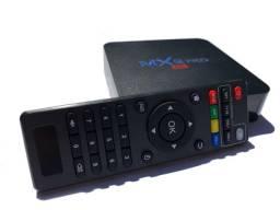 TV Box MXQ PRO 4K HD 4GB Android 9.1 ? 32ROM -Preto