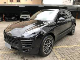 PORSCHE  MACAN 3.0 S 24V V6 GASOLINA 4P 2018 - 2018