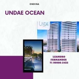 Undae Ocean-O lazer é completo, luxo e sofisticação frente ao mar de Ondina. 4 suítes