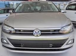 Novo Volkswagen Polo Comfortline 1.0 TSI Turbo - 2019/2020 - Prata Tungstênio - 2020