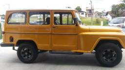Ford Rural 4x4 ano 1976