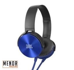 Fone de Ouvido JBL Com Fio Original Reprodução de Músicas