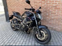 Moto yamaha xj6 2012