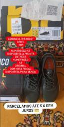 Tênis Adidas ultraboost solar drive 19  (3 meses de garantia ) data da compra (8/8/2020)