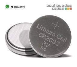 Título do anúncio: Pilha bateria de litio CR2032 3V