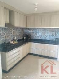 Casa 3 quartos(1 suite c/ closet), cozinha projetada, em frente ao Ecovile 2