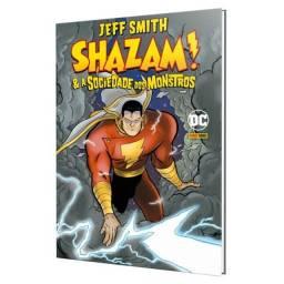 HQ -  Shazam & a Sociedade dos Monstros