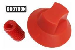 Botão Croydon original