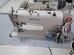Máquina De Costura Reta Megamak Msg-8801d-01
