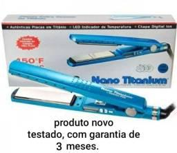 Chapinha nano titanium profissional